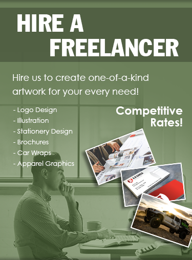 Homepage Slider Freelancer
